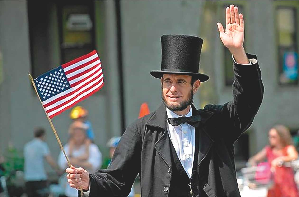 Historical figures return to life at UIU and Fayette librariesWith the help of three modern-day impersonators,the University Archives at Upper Iowa University welcomes Civil War-era historical figures Abraham Lincoln, Dr. C.C. (Charles Coleman) Parker and David B....