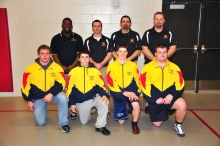 Hawks send 4 to State Wrestling