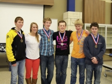 Decorah Swim Team photo